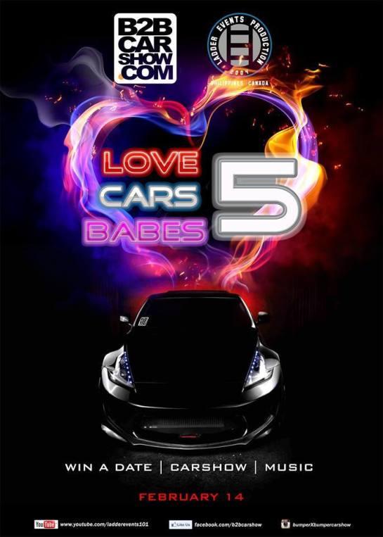 love car babes 2014